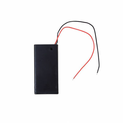 9V Battery Holder with ON/OFF Switch 9 volt Box Pack Power Toggle