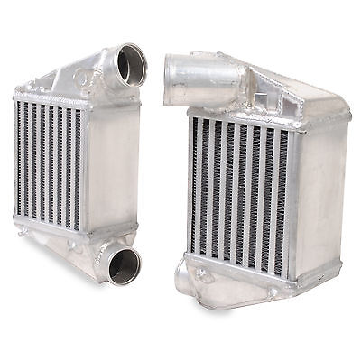 Direnza Twin Side Mount Intercooler Smic Pair Kit Audi Tt 1.8T 225 Bhp Quattro