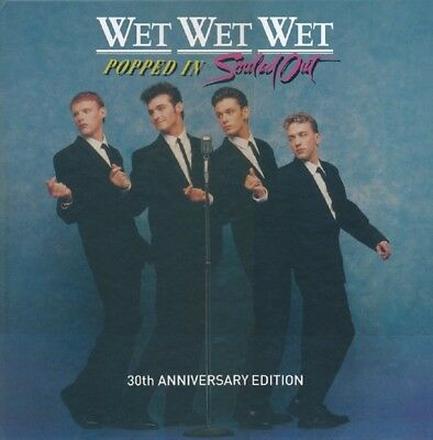 Wet Wet Wet Popped In Souled Out 30th Anniversary CD Box Set New 2017