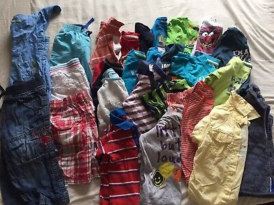 Baby Boys  Clothing Bundle Age 12-18 Months