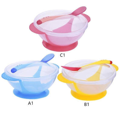 Vital Baby Unbelievabowl Suction Bowl Weaning Bowl and Soft Tip Feeding Spoon
