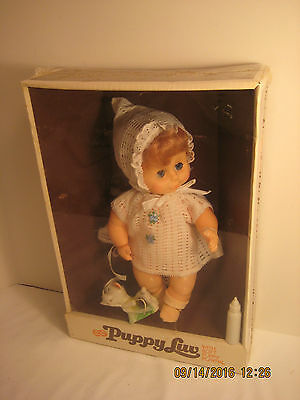 """EG """"Puppy Luv"""" (#1384; 1970's) - New, Box Never Opened"""