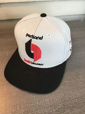 c9b6c760331810 ... wholesale mitchell ness gray black snapback portland trailblazers nba  c5c88 1acbe