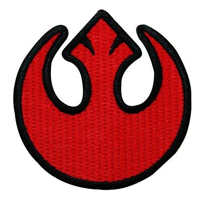 Disney Star Wars Rebel Alliance Emblem Patch Officially Licensed Iron Applique