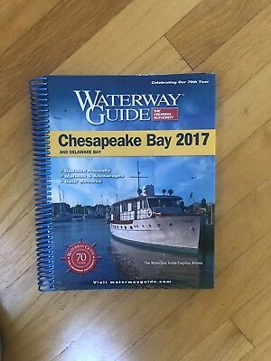 Waterway Guide Chesapeake Bay 2017