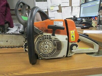 "Used Stihl ms260 Chainsaw w/18"" bar & chain FREE SHIPPING!"
