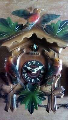 Cuckoo Clock, for Spares or Repairs.