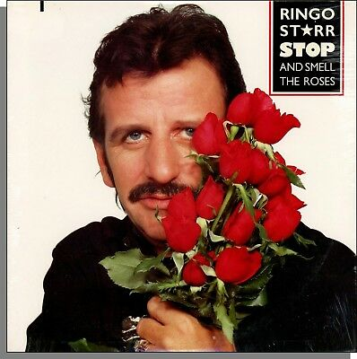 Ringo Starr - Stop And Smell The Roses (1981) - New Boardwalk LP Record! 33246