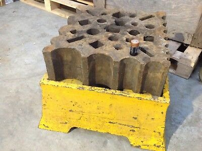 XL Blacksmiths Swage Block and Stand