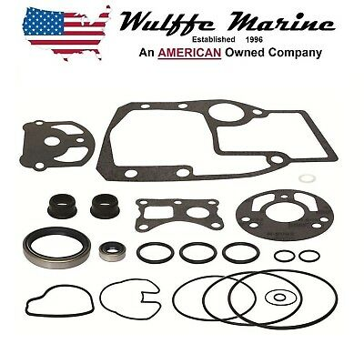 Upper Unit Gearcase Seal Kit for OMC Cobra Drive 1986-93 18-2673 986364 987603