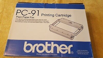 PC-91 PC91 Genuine New Brother Ribbon 900 950 980 1500 NEW !!!!