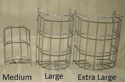 Wire Hay Rack Feeder Small Animal Rabbit Various Sizes Med Large X Large