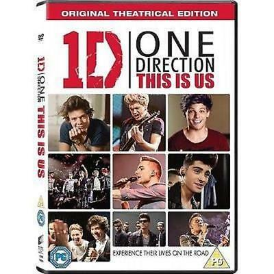 1D One Direction - This Is Us *NEW*