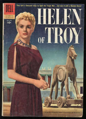 Four Color Helen of Troy #684 Good to Very Good 3.0 Off-White to White Pages