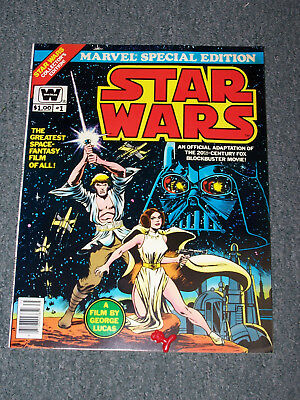 Marvel Special Edition   Star Wars 1977  Number 1  Witman Publishing