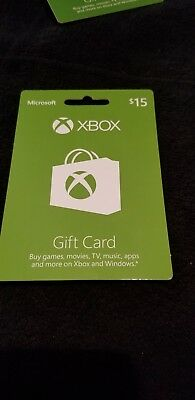 Xbox One 15 Dollar Gift Card 25 00 Picclick
