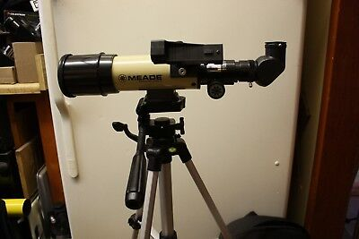 Meade 222000 60mm Refracting Telescope Adventure Spotting Scope Kit - Eyepieces