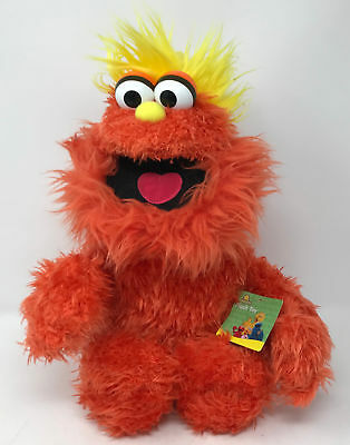 """Sesame Street Place Murray Monster 16"""" Plush Toy Doll Rare NEW with Tag GIFT 34"""