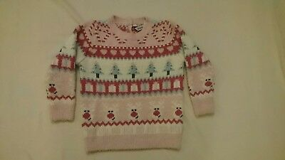 Christmas Jumper Age 18-24 Months