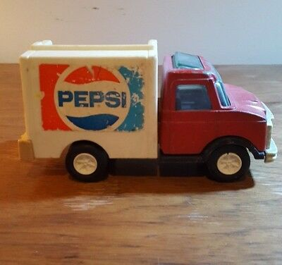 Toy Pepsi Delivery Truck, Strombecker