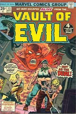Vault of Evil #13 in Very Good + condition. Marvel comics