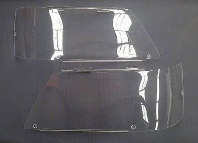 Holden Vh Vk Commodore Headlight Covers From Hdt Plain Clear