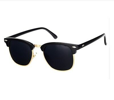Classic Polarized Retro Brand Sunglasses - Man And Woman Fashion - No Box