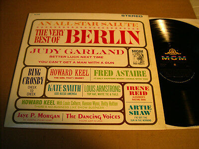 V/a - An All Star Salute - The Very Best Of Irving Berlin - Lp - Mgm Se 4240