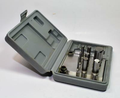 "NEW? 9 Pc Punch & Die Set 1/8"", 3/16"", 1/4"", 5/16"", 3/8"", 7/16"", 1/2"", 5/8"",3/4"""