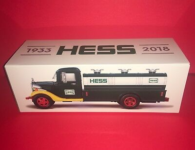 2018 Hess Collectors Edition~ 85th Anniversary First Hess Truck~