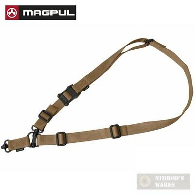 MAGPUL MAG518-COY Gen2 MS4 Dual QD Swivels Single/Two-Point SLING NEW FAST SHIP