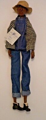 Sale Retired Daddys Long Legs  Ezra Collectible Doll By Karen Germany