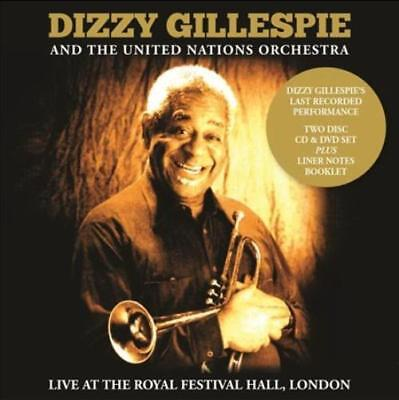 Dizzy Gillespie - Live At The Royal Festival Hall London (2 Cd) New Cd
