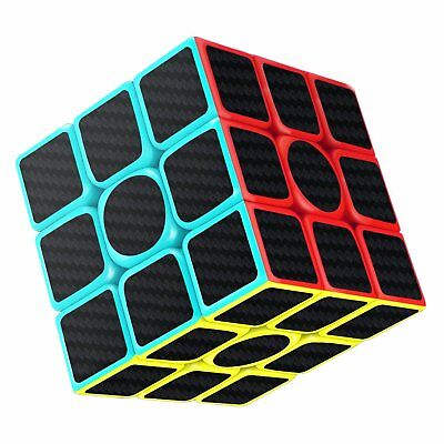 Rubiks Cube Gritin Magic Cube 3x3x3 Smooth Speed Cube 3D Puzzles Cube