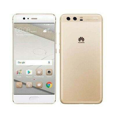 "Huawei P10 - 32GB 4G Prestige Gold (Unlocked) 5.1"" Smartphone 20MP Camera"