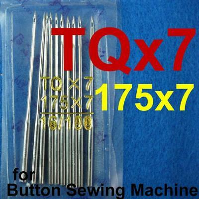 135X17 DPX17 Industrial Walking Foot Sewing Machine Needles Size 120//19