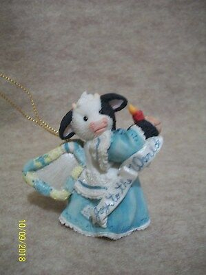 Angel  - Cow Ornament