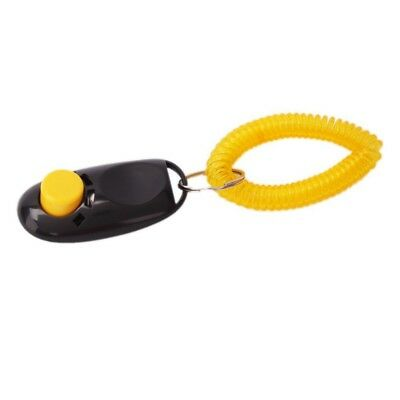 Clicker for Training Dogs, Black W4T6) IA