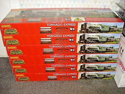 Hornby R1225 Tornado Express Train Set this is DCC READY BRAND NEW