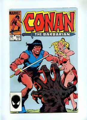 Conan The Barbarian #161 - DC 1984 - VFN