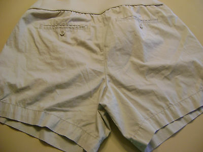 Nwt Liz Lange Maternity Women's Twill Shorts-Size Xlg-Light Tan