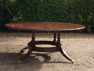Extending Dining Table - Seats 8 - 10 Comfortably