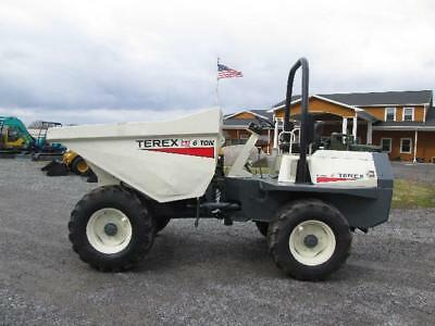 Terex/Benford 6000 Off Road Used Dumper 4X4 ROPS