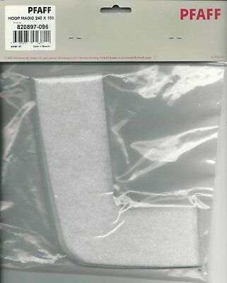 PFAFF Hoop Magic Embroidery Fabric Holder NEW Different Sizes Available