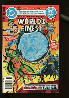 World's Finest Comics #270 Very Fine 8.0 Giant-Size 1981 Dc Comics