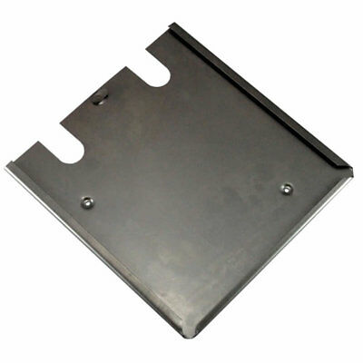 Label Holder 250 x 250 Stainless Steel for Aluminium Label Plate