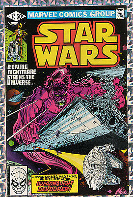 Star Wars 1st Print Issue 46 (Marvel comics)