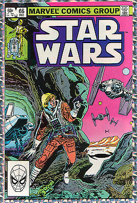 Star Wars 1st Print Issue 66 (Marvel comics)