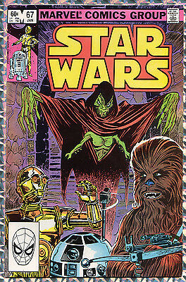 Star Wars 1st Print Issue 67 (Marvel comics)