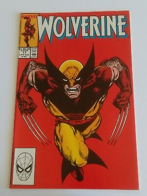Wolverine #17 Marvel Comics 1989